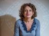 Die Regisseurin Adriana Altaras, am 14.10.2013 im Theater in Baden.