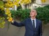 Der Bundesrat, Alain Berset, am 24.10.2013 im Eidgenoessischen Departement des Innern in Bern.